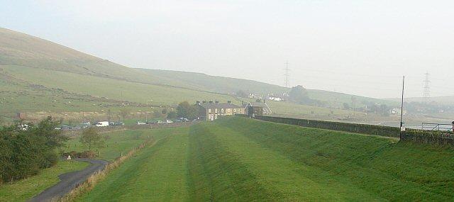 Clowbridge Dam, Lancashire