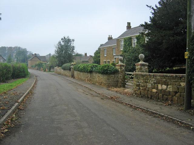 Main Street, Goadby Marwood