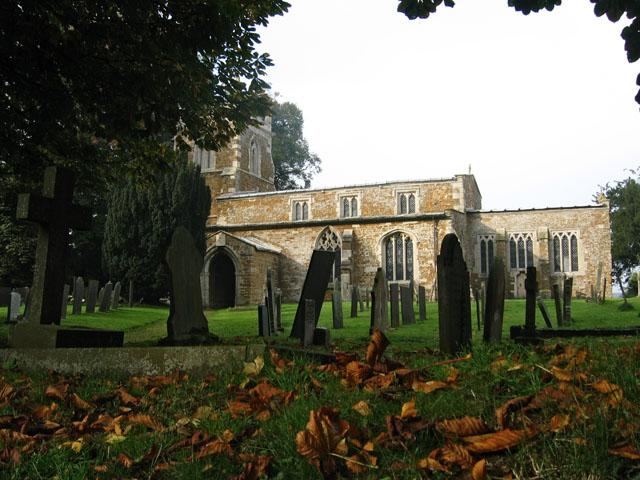 St Denys's Church, Goadby Marwood