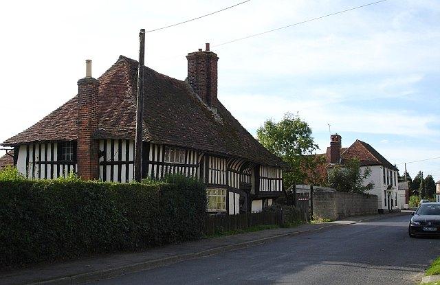 East Street, Harrietsham