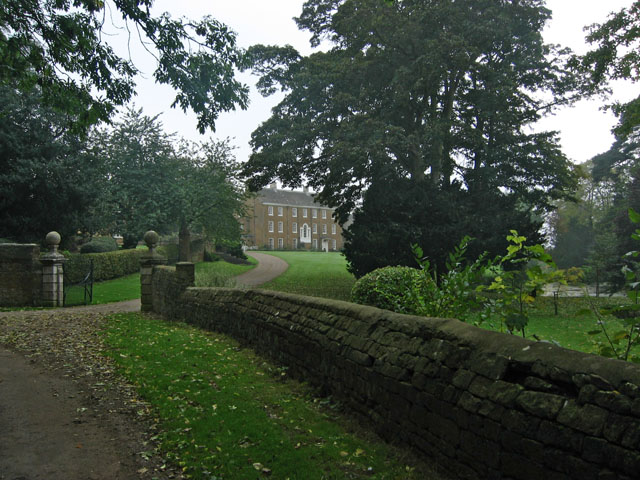 The Hall, Goadby Marwood