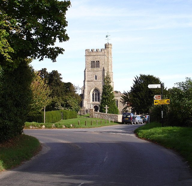 Church of St John the Baptist, Harrietsham