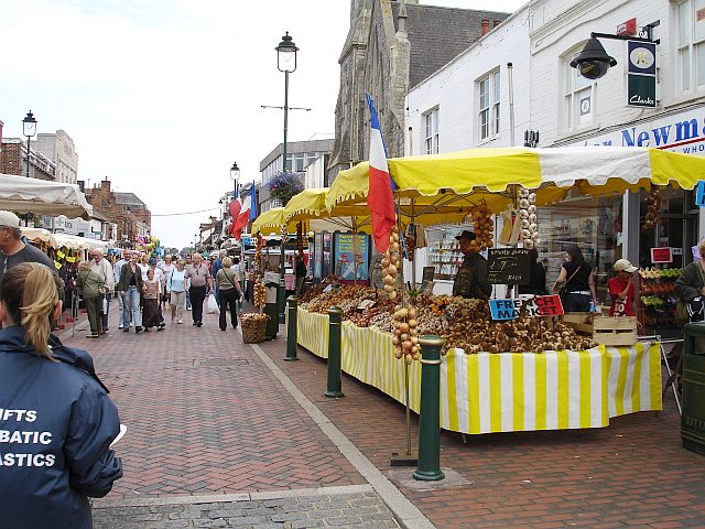 French Market, Sittingbourne