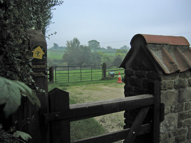 The Mowbray Way, Leicestershire