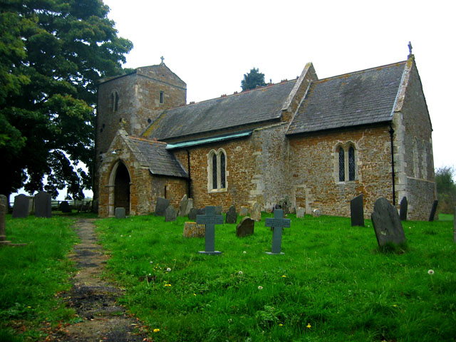 St Mary's Church at Chadwell