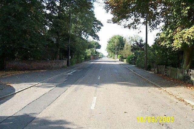 Christchurch: Church Road