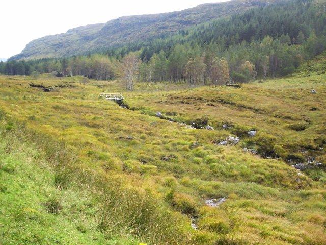 Allt Ceann Locha Burn