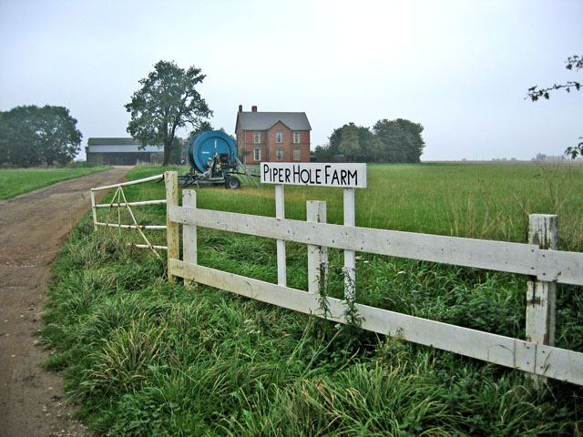 Piper Hole Farm, near Eastwell