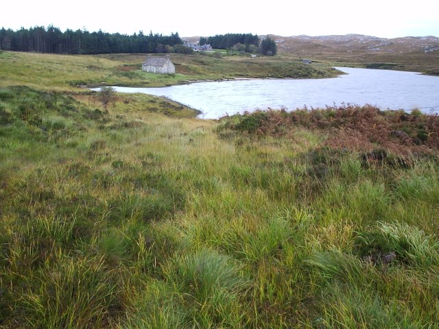 Loch Stack Lodge