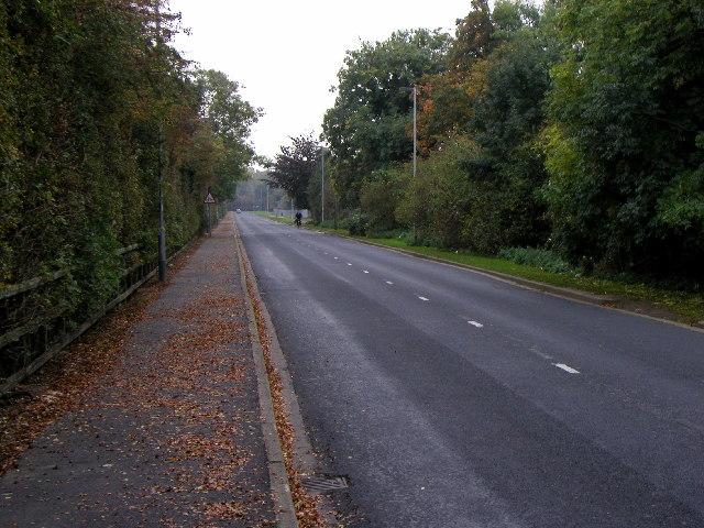 First Lane