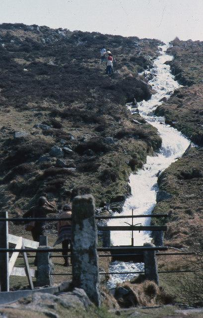 Devonport leat, near Raddick Hill