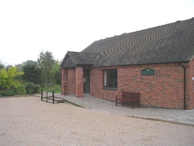 Ticknall Village Hall and Car Park