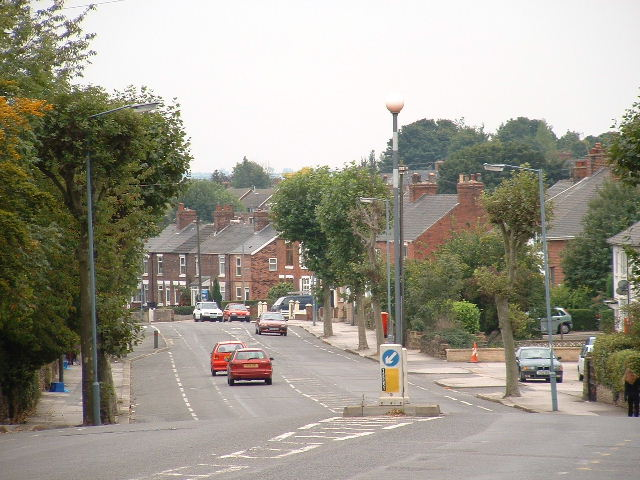 Newbold Road, Chesterfield