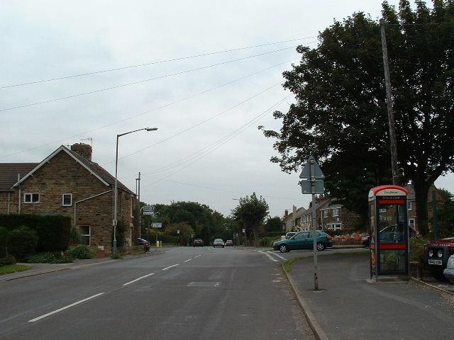 Upper Newbold