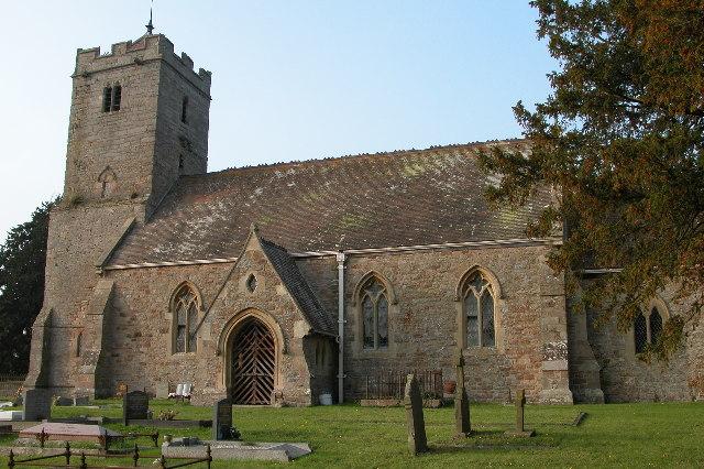 Yarkhill Church