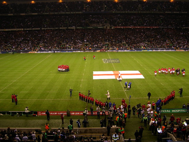 England vs NZ BaaBaas 2003