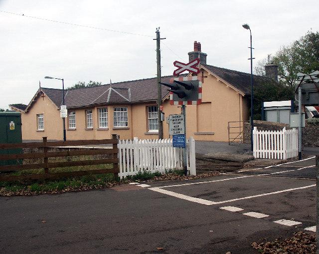 Manorbier station