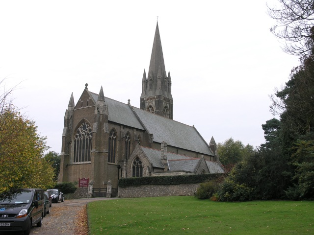 St John The Evangelist, Redhill