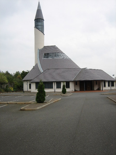 Church of Our Lady Queen of Peace, Dunmurry