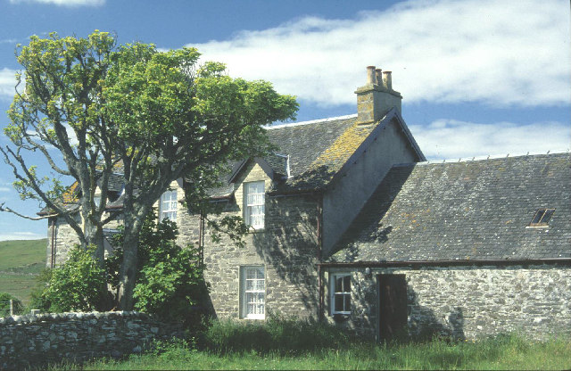Braigo, a house on Islay