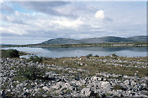 R3897 : Lough Bunny, to the northern side of Mullach Mor by Dr Charles Nelson