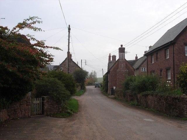 Capton Main Street