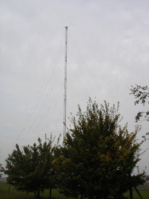 Washford Transmitter (one of a pair)