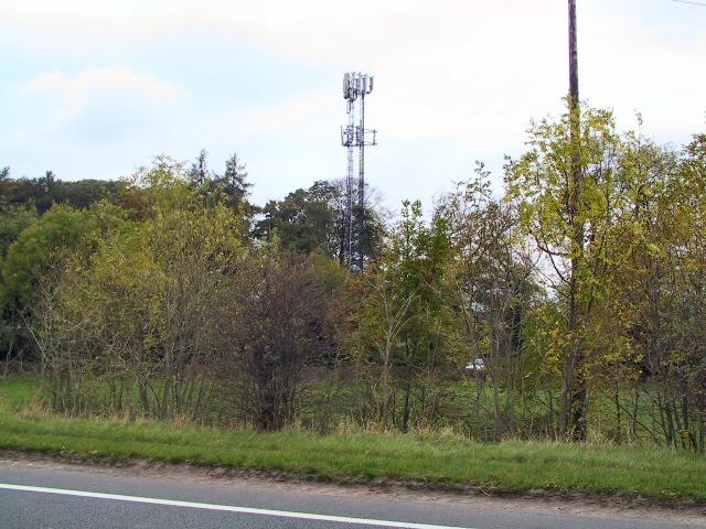 Concealed Radio Mast