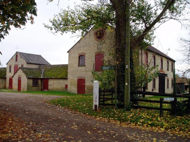 Bury Farm, Stapleford