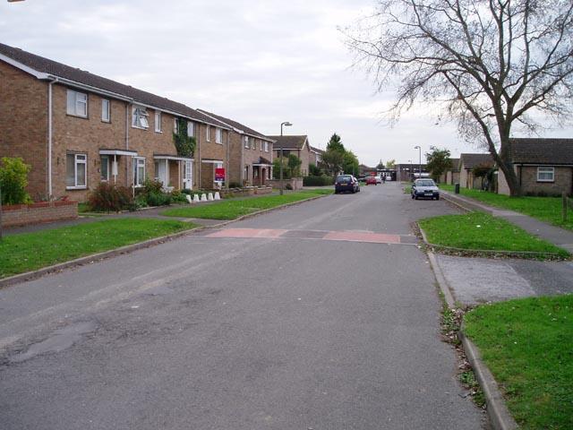 Lynton Way, Sawston