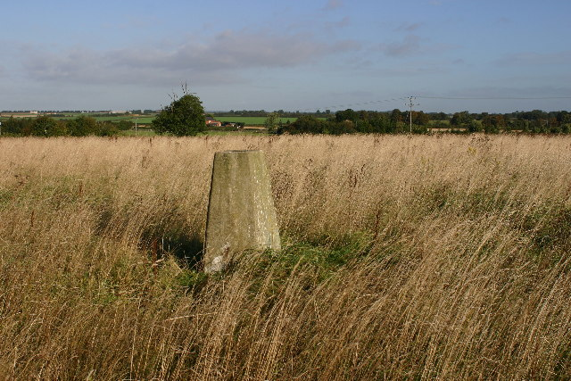 Nettleham trig looking north