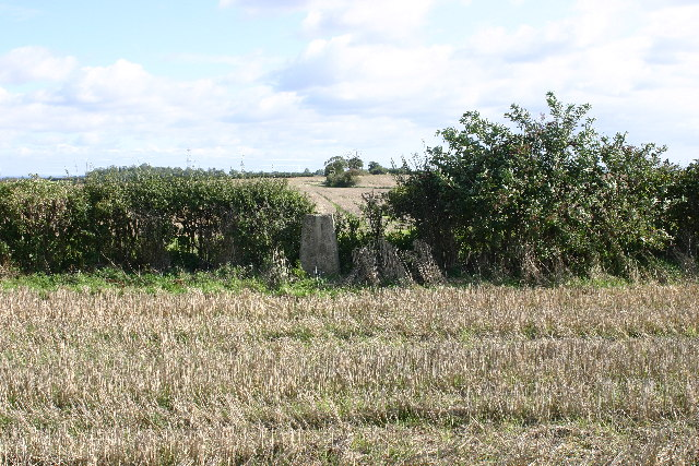 Brauncewell trig looking east