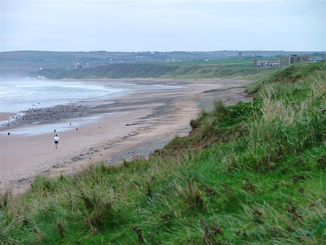 Beach Between Redcar and Marske