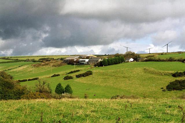 St Clether: Tregulland