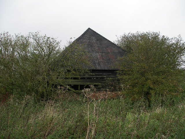 Parsonagehill Barn