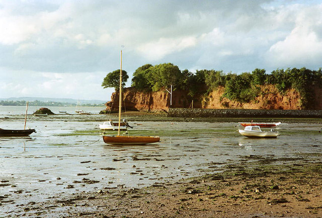 Lympstone: Darling's Rock