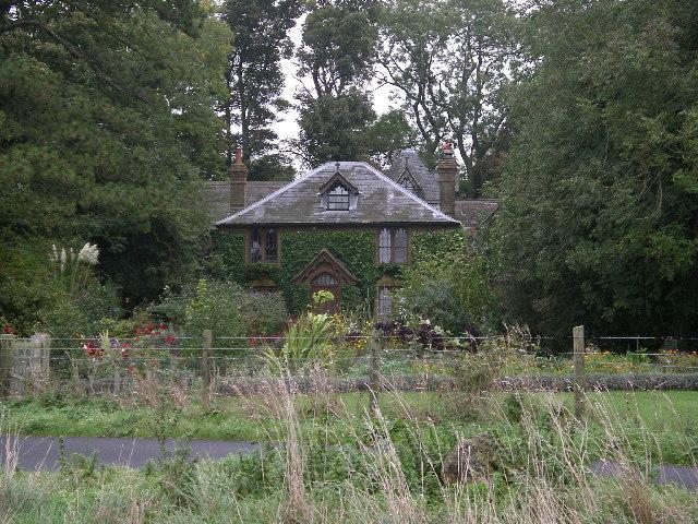 Sheepdrove Farmhouse