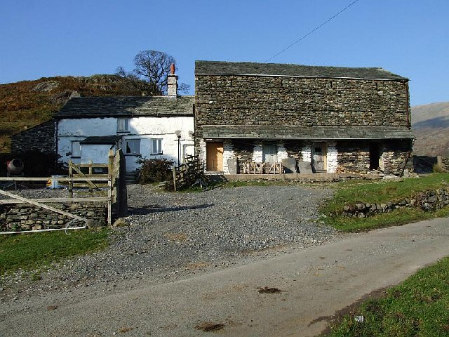 Disused farm