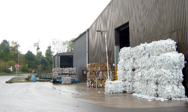 Torbay waste transfer and recycling centre