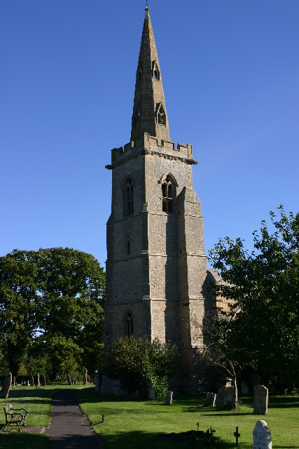 Tilbrook All Saints Church