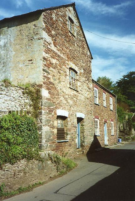 Ashprington: Tuckenhay mill