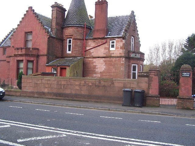 North Lodge, Wemyss Bay