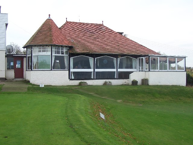 Skelmorlie Golf Clubhouse