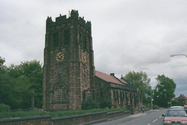 St Paul's Church, Goose Green, Wigan