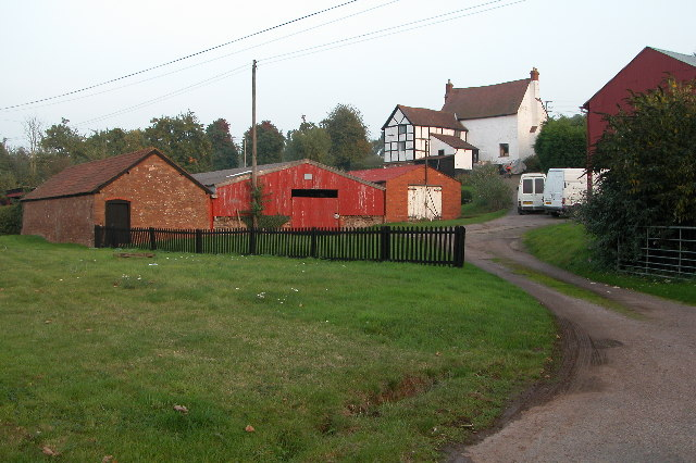 Greenways Farm, Waller's Green