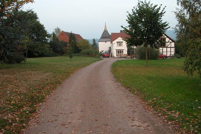 Rhea Farm, near Ledbury