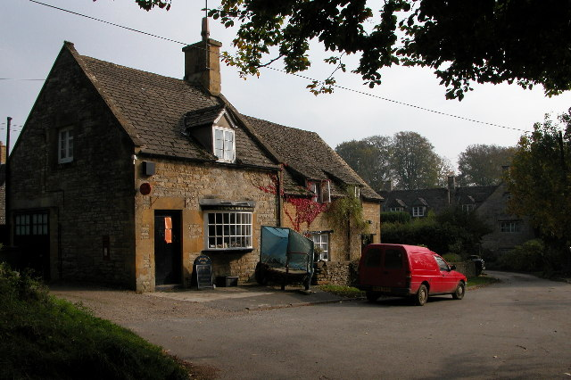Post Office in Temple Guiting