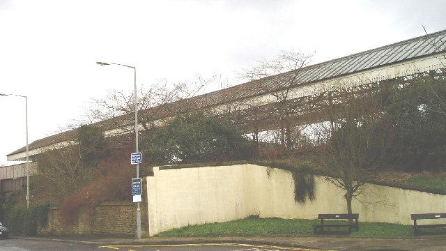 Nelson railway station