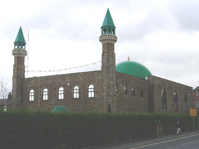 mosque - Nelson
