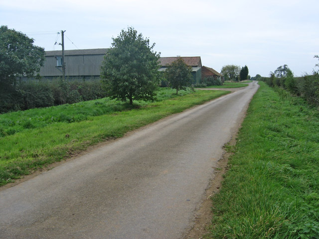 Heath Farm, near Croxton Kerrial